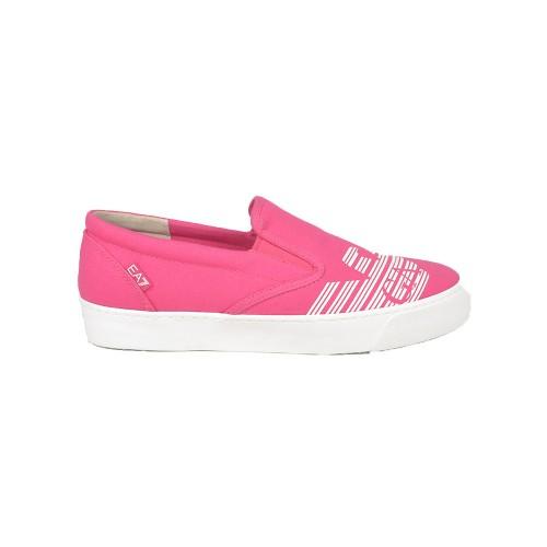 Sneakers EA7 Emporio Armani X8X051 XK126 Colore Fucsia