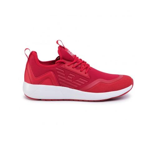Sneakers EA7 Emporio Armani X8X030 XK129 Colore Rosso