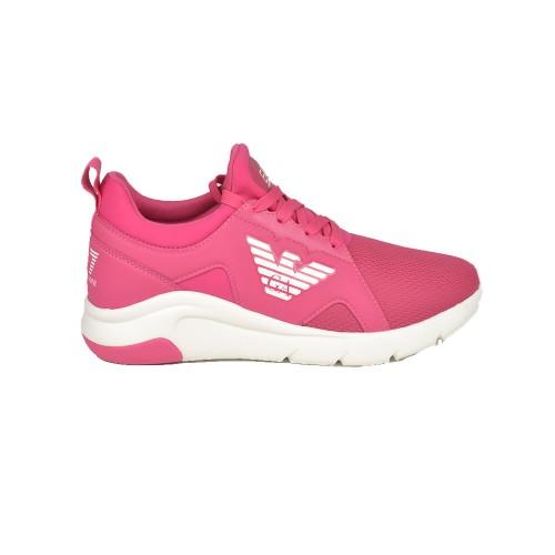 Sneakers EA7 Emporio Armani X8X056 XCC56 Colore Fucsia