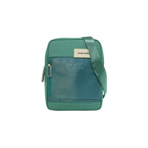 Borsa a Tracolla Piquadro CA1816W107/VE Colore Verde