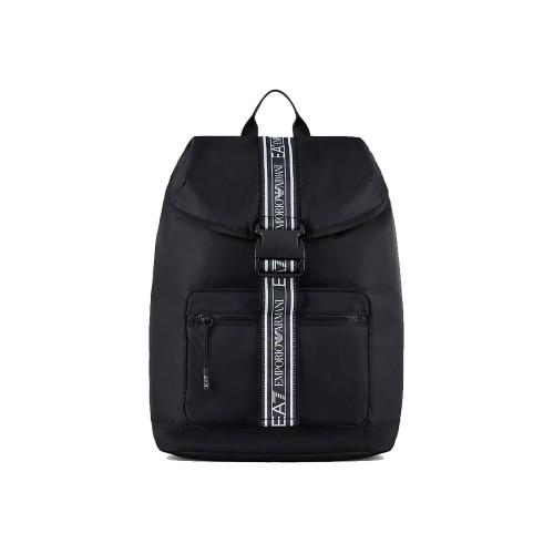Mochila EA7 Emporio Armani 275932 Color Negro