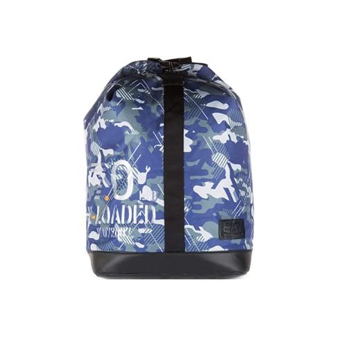 Mochila EA7 Emporio Armani 275683 Color Azul y Negro