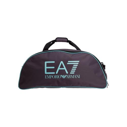Bolsa de Gym EA7 Emporio Armani 275986 Color Gris y Azul...
