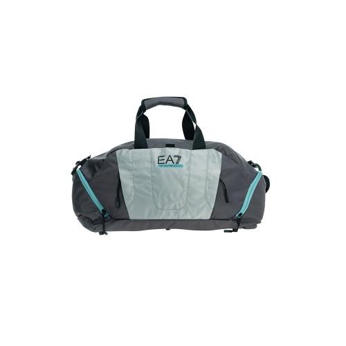 Bolsa de Gym EA7 Emporio Armani 276133 Color Gris