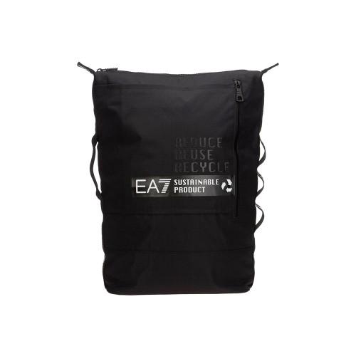 Mochila EA7 Emporio Armani 275968 Color Negro