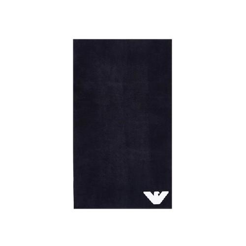 Toalla de Playa EA7 Emporio Armani 110800 Color Negro