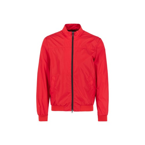 Giacca Bomber Geox M1220D VINCIT Colore Rosso