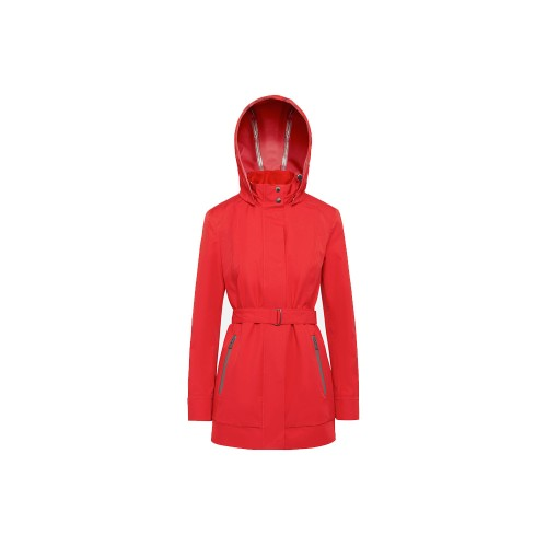 Chaqueta Impermeable GEOX W1221A GENDRY Color Rojo