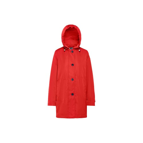 Trench GEOX W1220Z AIRELL Color Rojo