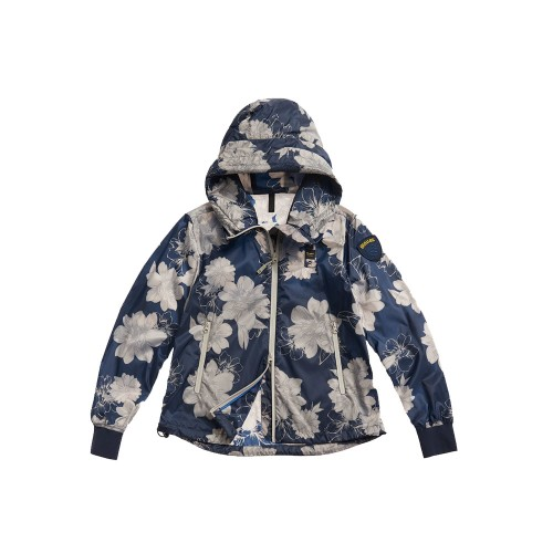Giacca Blauer SBLDC04160 NOMA Colore Stampa Floreale