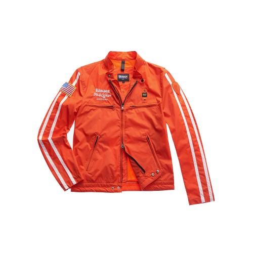 Chaqueta Blauer SBLUC01097 Color Naranja