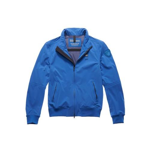 Jacket Blauer SBLUC04141 Color Blue