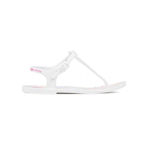Sandalo EA7 Emporio Armani XFQ005 Colore Bianca Stampa