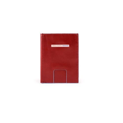 Cartera de Piel Pequeña PU5203B2R/R Color Rojo