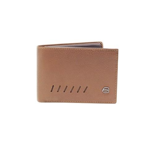 Portafoglio in Pelle Piquadro PU1392S110R/M Colore Marrone