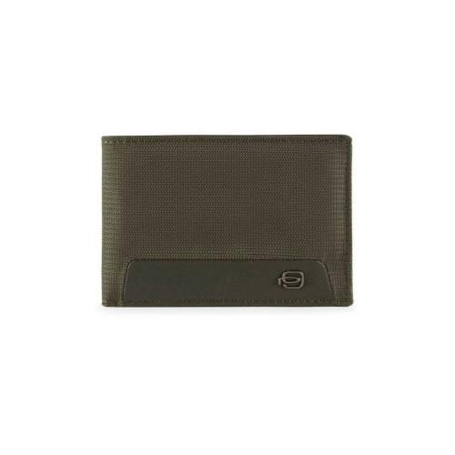Wallet Piquadro PU3891S115R/VE Color Khaki