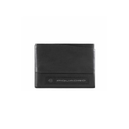 Portafoglio in Pelle Piquadro PU5189W105R/N Colore Nero