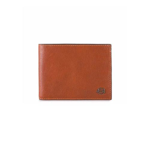 Leather Wallet Piquadro PU3891B3R/AR Color Orange