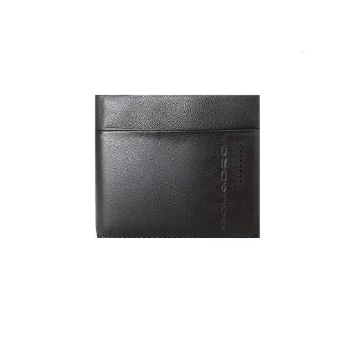 Leather Wallet Piquadro PU5189UB00R/N Color Black