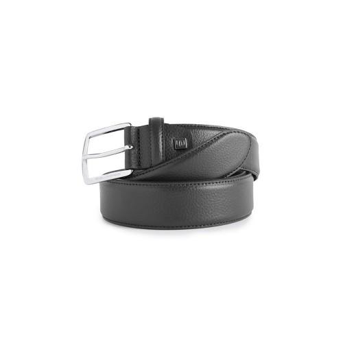 Cinturón de Piel Piquadro CU4874MO/N Color Negro