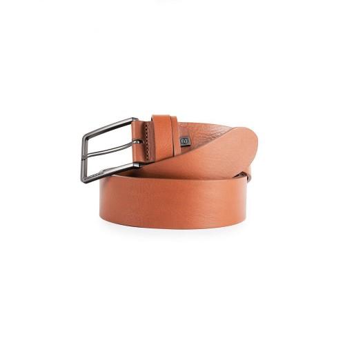 Cinturón de Piel Piquadro CU5271C81/CU Color Cuero