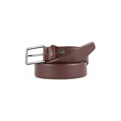 Cinturón de Piel Piquadro CU5234W101/M Color Marrón