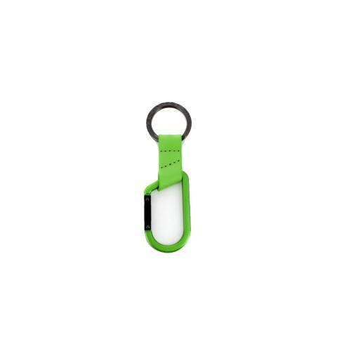 Llavero de Piel Piquadro PC5225EM/VE Color Verde