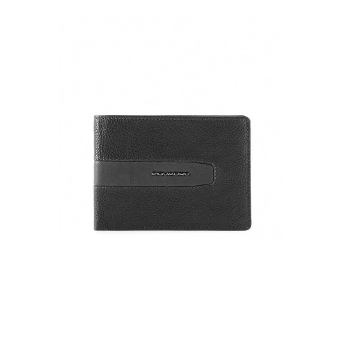 Portafoglio in Pelle Piquadro PU4188W101R/N Colore Nero