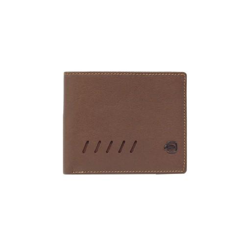 Portafoglio in Pelle Piquadro PU4188S110R/M Colore Pelle