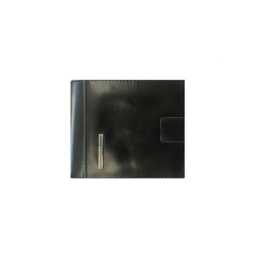 Cartera de Piel Piquadro PP5185B2R Color Negro