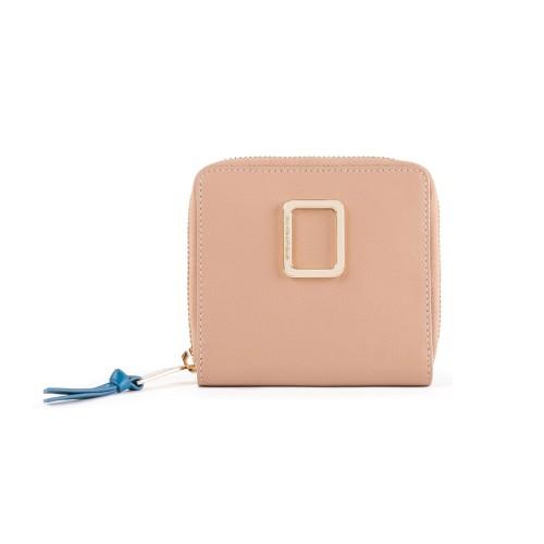 Monedero de Piel Piquadro PD4826FMR/BE Color Rosa