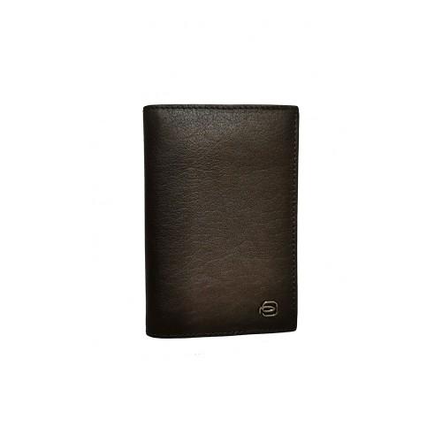 Portafoglio in Pelle Piquadro PP5256B3/TM Colore Marrone