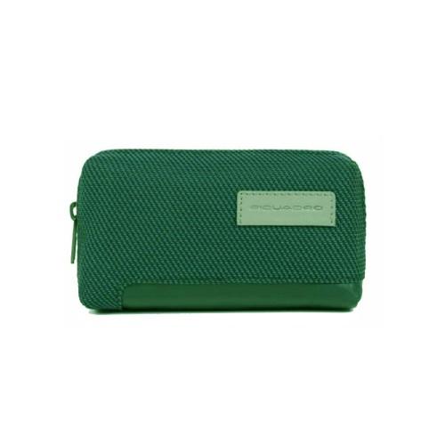 Portachiavi Piquadro PC4216W107R/VE Colore Verde
