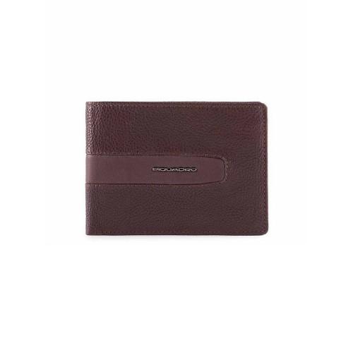 Portafoglio in Pelle Piquadro PU4188W101R/M Colore Melenzana