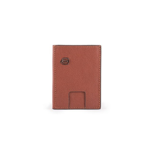 Leather Wallet Piquadro PU5203B3R/CU Color Leather