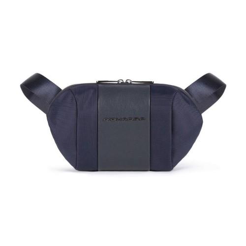 Riñonera Piquadro CA5479BR2/BLU Color Azul Marino