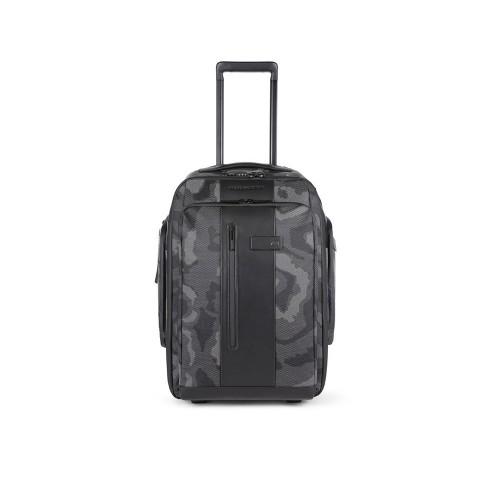 Suitcase Piquadro BV4817BR2BM/C Color Black Camuflage