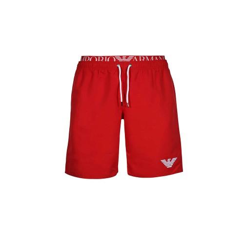 Swimsuit EA7 Emporio Armani 211753 1P432 Color Red