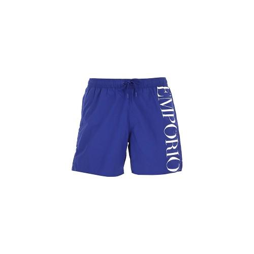 Bañador Boxer EA7 Emporio Armani 211740 1P414 Color Azul