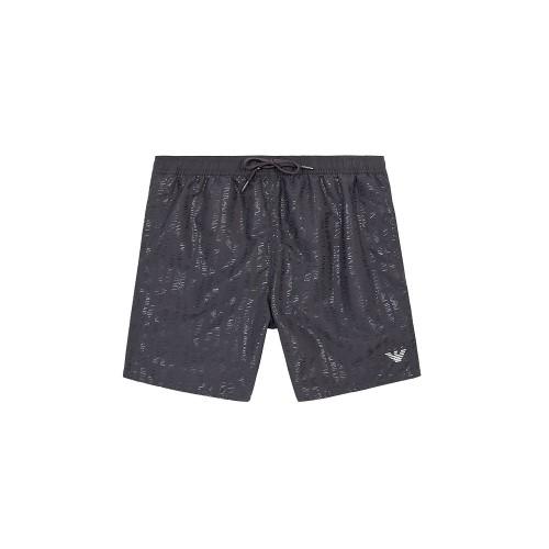 Costume Boxer EA7 Emporio Armani 211740 1P430 Colore Nero
