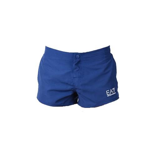 Bañador Corto EA7 Emporio Armani 902005 7P730 Color Azul...