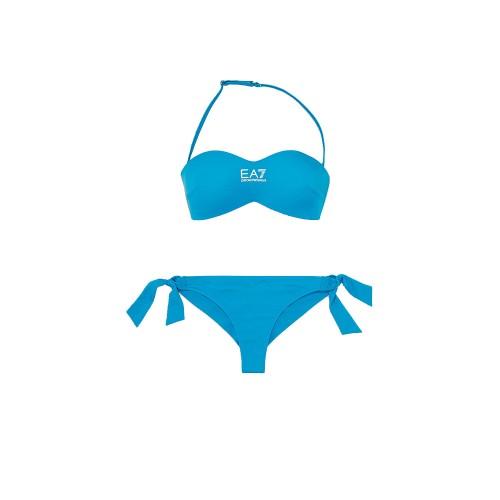 Bikini EA7 Emporio Armani 911016 CC418 Color Azul