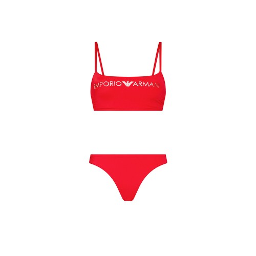 Bikini EA7 Emporio Armani 262670 1P313 Colore Rosso