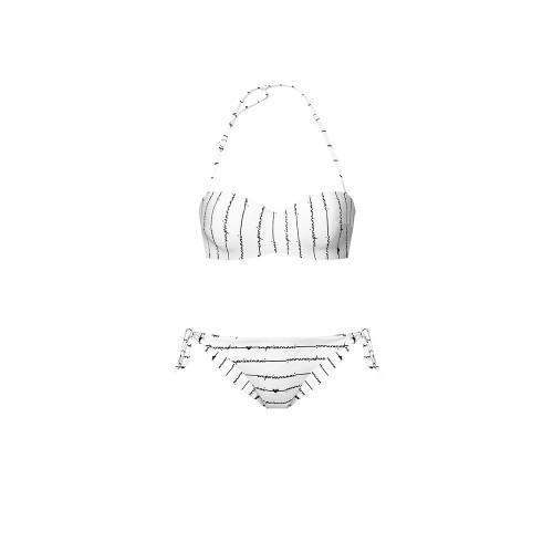 Bikini EA7 Emporio Armani 262640 1P310 Color Blanco