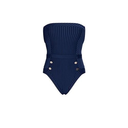 Swimsuit EA7 Emporio Armani 262443 1P323 Color Navy Blue