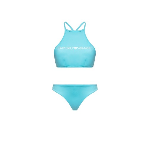 Bikini EA7 Emporio Armani 262619 0P313 Color Turquesa