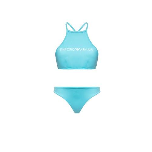 Bikini EA7 Emporio Armani 262619 0P313 Colore Turchese
