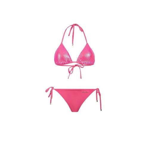 Bikini EA7 Emporio Armani 262185 0P311 Color Fucsia