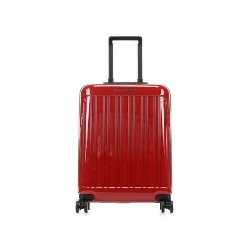 Valigia Cabina Rigida Piquadro BV5027SK70/R Colore Rosso