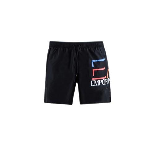 Bañador Boxer EA7 Emporio Armani 902000 0P739 Color Negro...